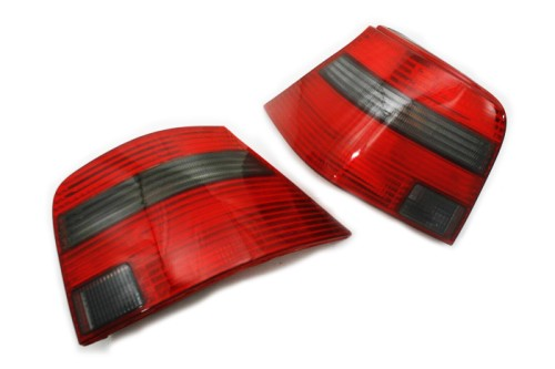 US GTI Red Smoke Style Tail Light