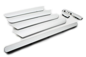 Interior Console Trim Full Set (Silver)
