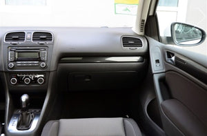 Interior Console Trim Full Set (Black Pyramid)