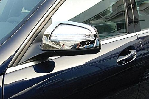 Chrome Side Mirror Cover - W204