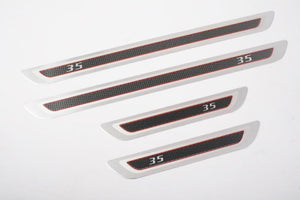 Stainless Steel Door Sill - GTI 35th Edition