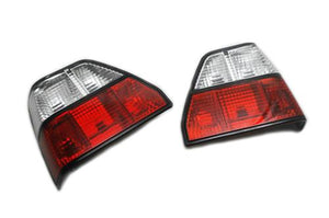 Crystal Red Tail Light