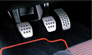 337 / 20AE Manual Pedal Rubber (Left Hand Drive)
