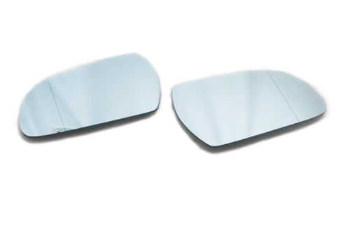 Facelift Blue Tinted Aspherical Side Mirror Set - A4 B8 , A5 8T