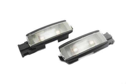 Roof Front Sun Visor Reading Light