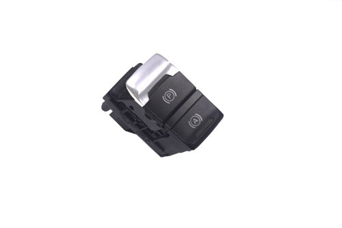 Chrome Electronic Parking Brake Button - A4 B8