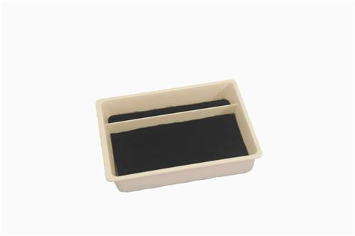 Armrest Console Storage Tray (Beige Color) - Tiguan MK1