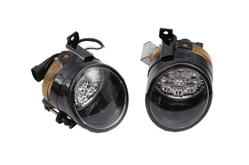 LED Powered Front Fog Lights