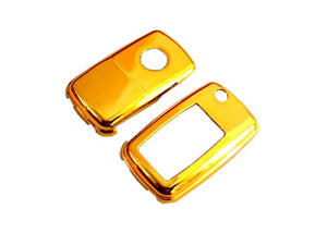 MK4 / MK5 Remote Key Cover (Gold Plated Chrome)