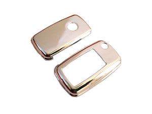 MK6 Remote Key Cover (Silver Plated Chrome)