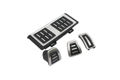 Stainless Steel Manual Transmission Pedal Set (LHD) - Golf MK7