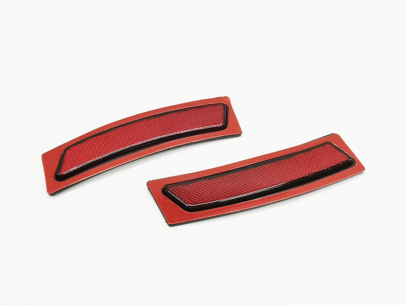 Red Front Bumper Side Reflector - F32 / F33 / F36 4 Series