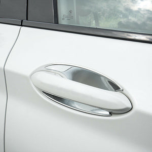 Chrome Door Handle Bowl Cover - X3 G01