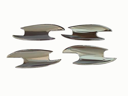 Chrome Door Handle Cavity Cup - W203 / W211 / W220 / W164