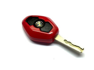 Remote Key Cover (Gloss Red) For BMW Diamond Remote Key