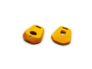 Remote Key Cover (Gloss Yellow) For Porsche 996 / 986 One-Button Remote Key
