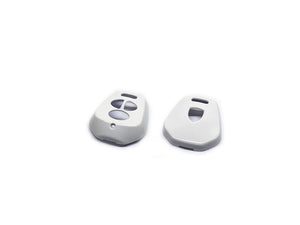 Remote Key Cover (Gloss White) For Porsche 996 / 986 Three-Button Remote Key