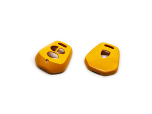 Remote Key Cover (Gloss Yellow) For Porsche 996 / 986 Three-Button Remote Key
