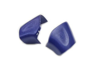 Blue Color Steering Wheel Horn Replacement Cap Cover - Golf / Jetta MK3