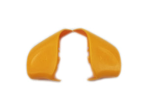 Yellow Color Steering Wheel Horn Replacement Cap Cover - Golf / Jetta MK3