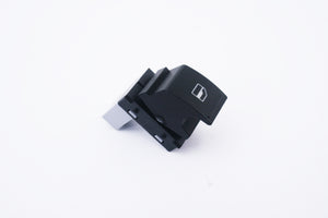 Black Passenger Door Window Switch - Golf / Jetta MK5 Golf MK6 Passat B6 Scirocco MK3