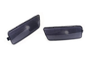 Black Front Bumper Side Marker - Golf MK6 GTI