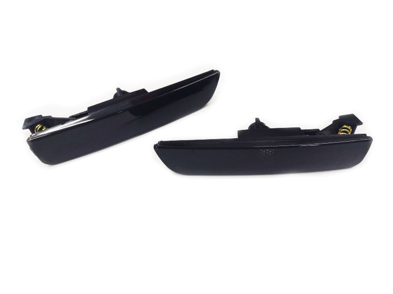 Smooth Black Front / Rear Bumper Side Marker - Passat B5.5