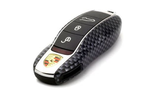 Remote Key Cover (Carbon Fiber) For Porsche Keyless Remote Key