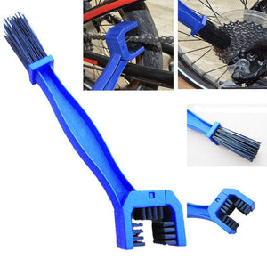 Bicycle Chain Cleaning Tool/Grunge Brush Blue
