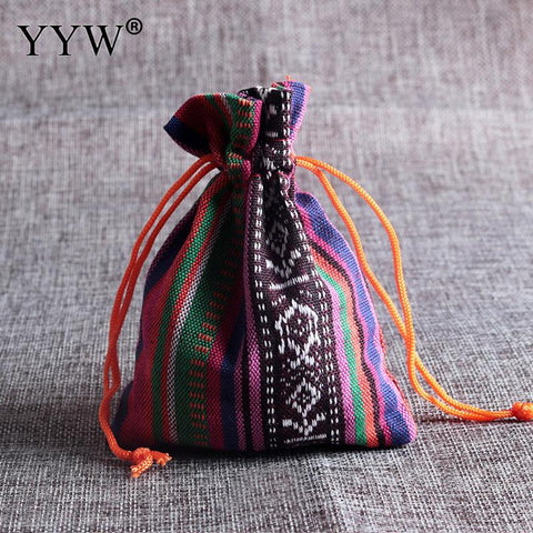 Southwestern Pouch (9*12cm or 10*14cm) - Great as a Dice Bag too