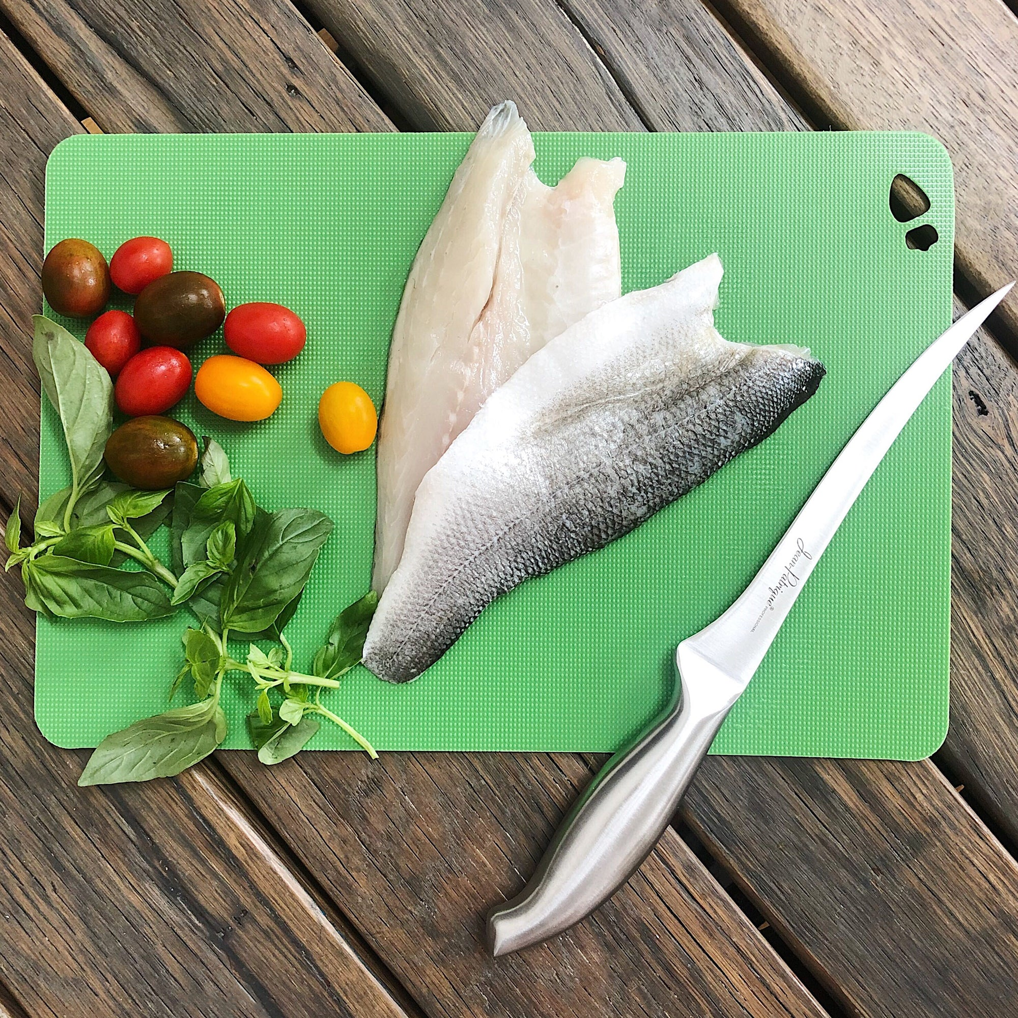 Chopaholic Fish Filleting Knife - 8""