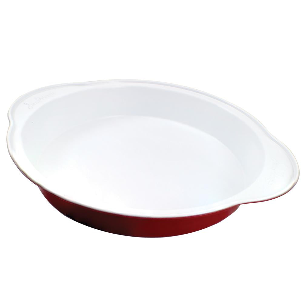 "11"" Eco-friendly Eco-Cook Non-Stick Ceramic Pie Pan"