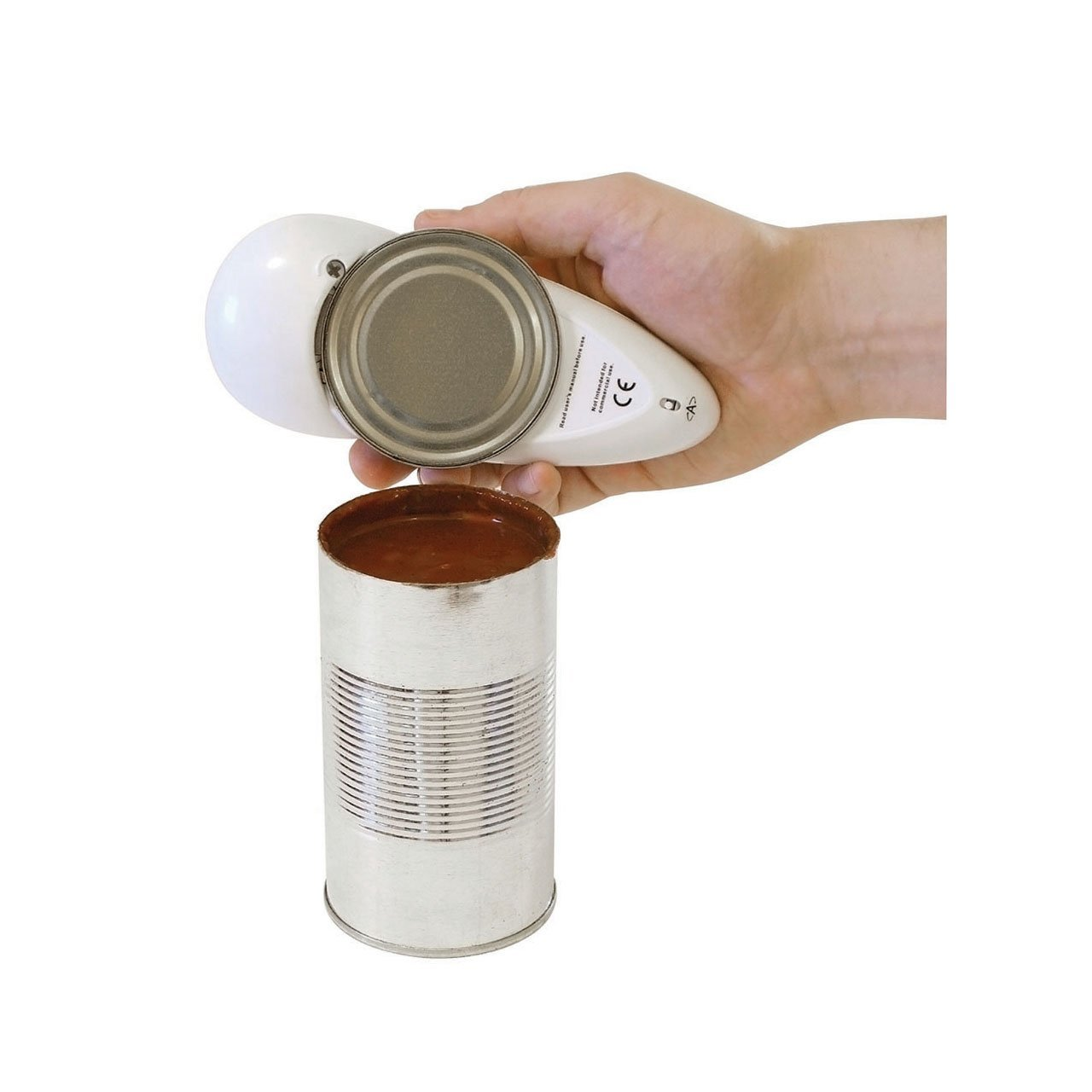 Fully-Automatic One-Touch Can Opener