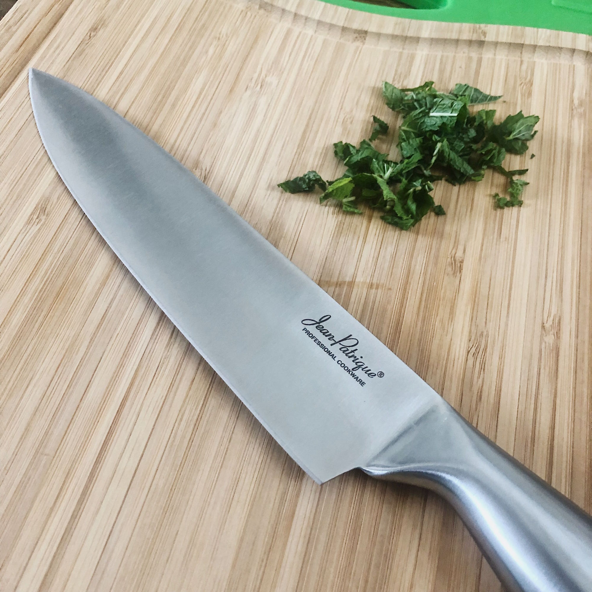 Chopaholic Professional Chef's Knife - 8""