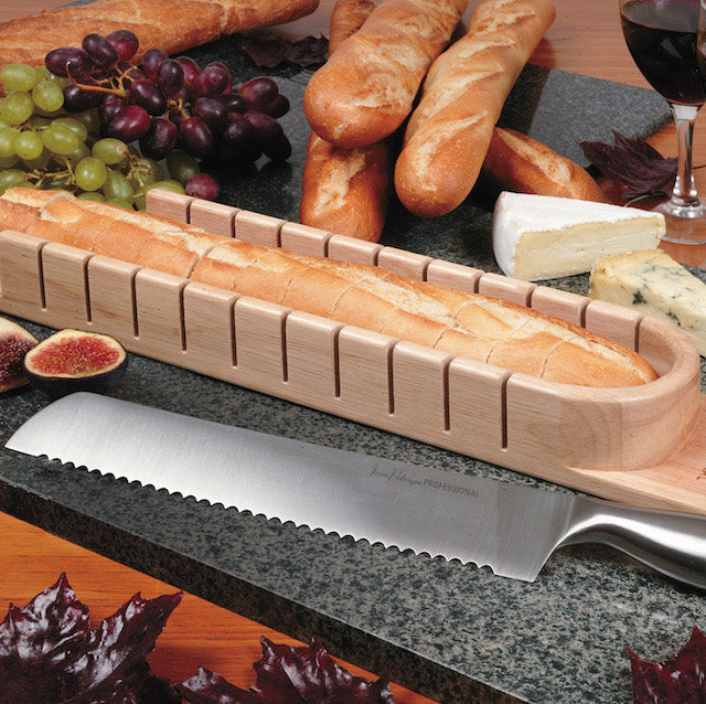 Baguette Board & Bread Knife