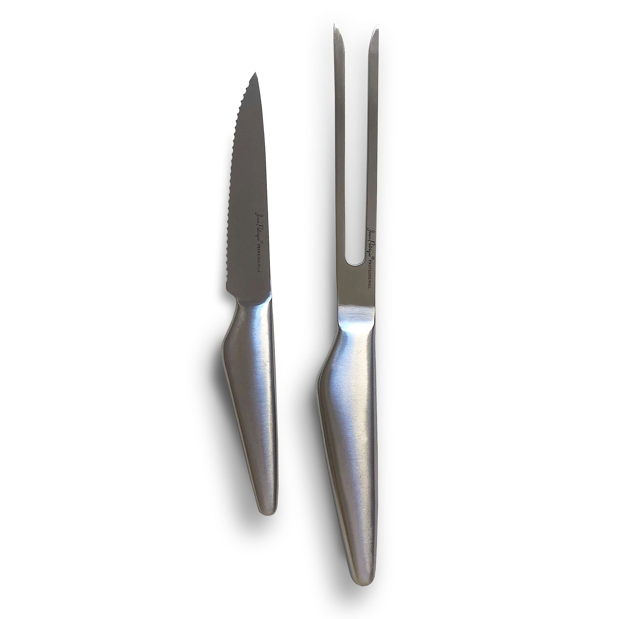 Chopaholic Carving Knife and Fork Set