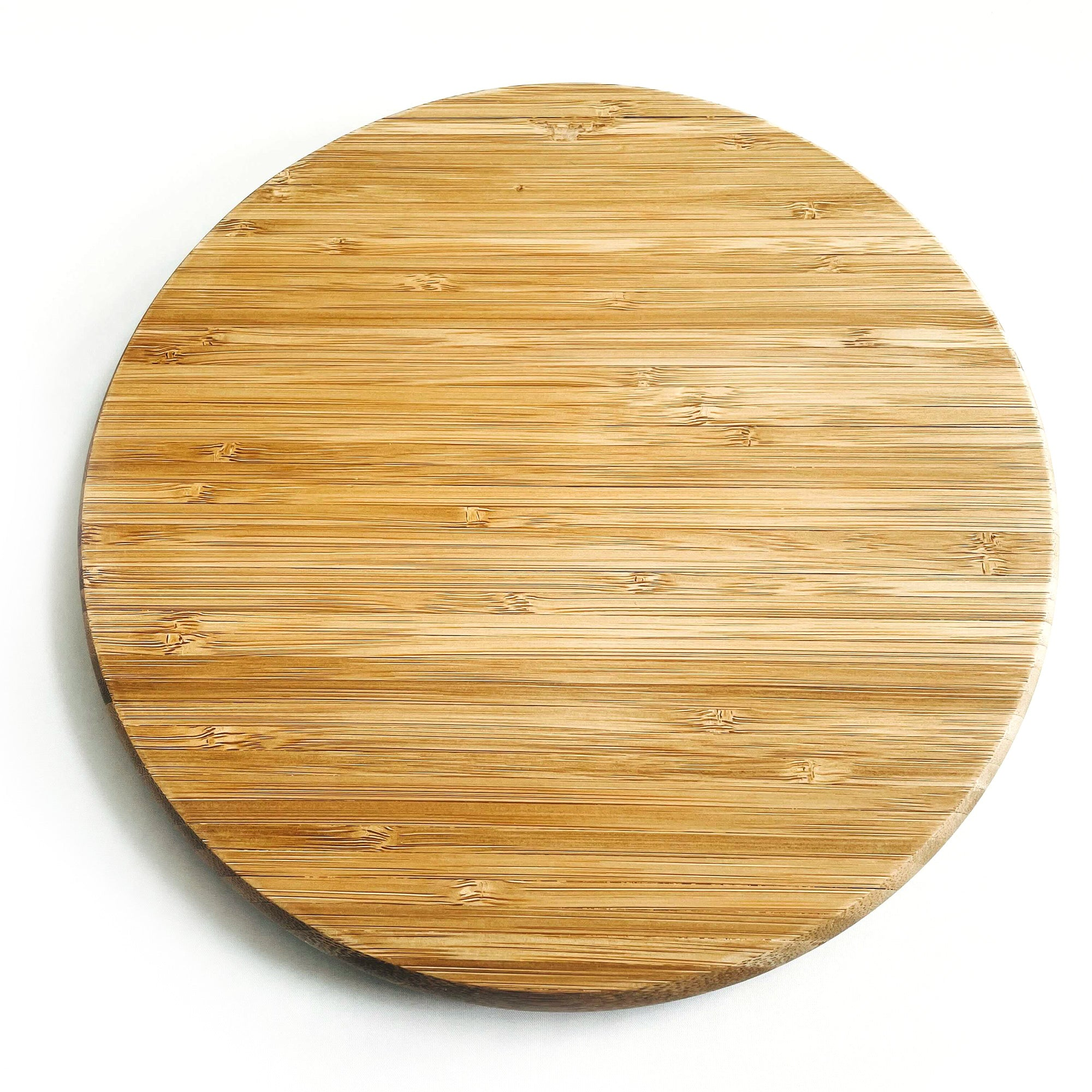 Single Handled Mezzaluna and Bamboo Board