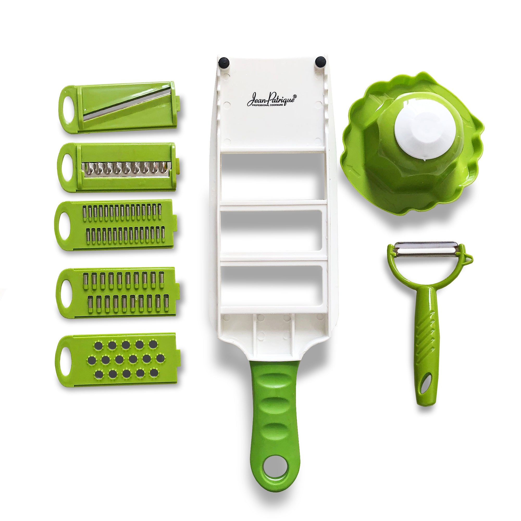 5 in 1 Handheld Vegetable Slicer & Grater