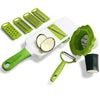 Handheld Multi 5 in 1 Vegetable Slicer