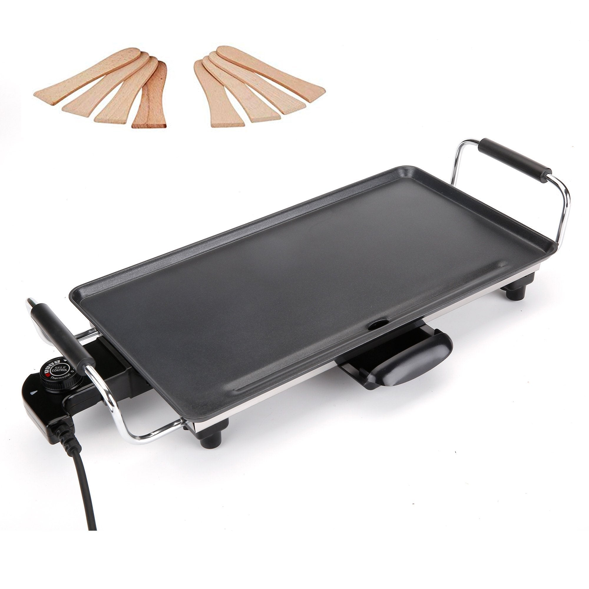 "The ""Teppantastic"" Electric Teppanyaki Grill"
