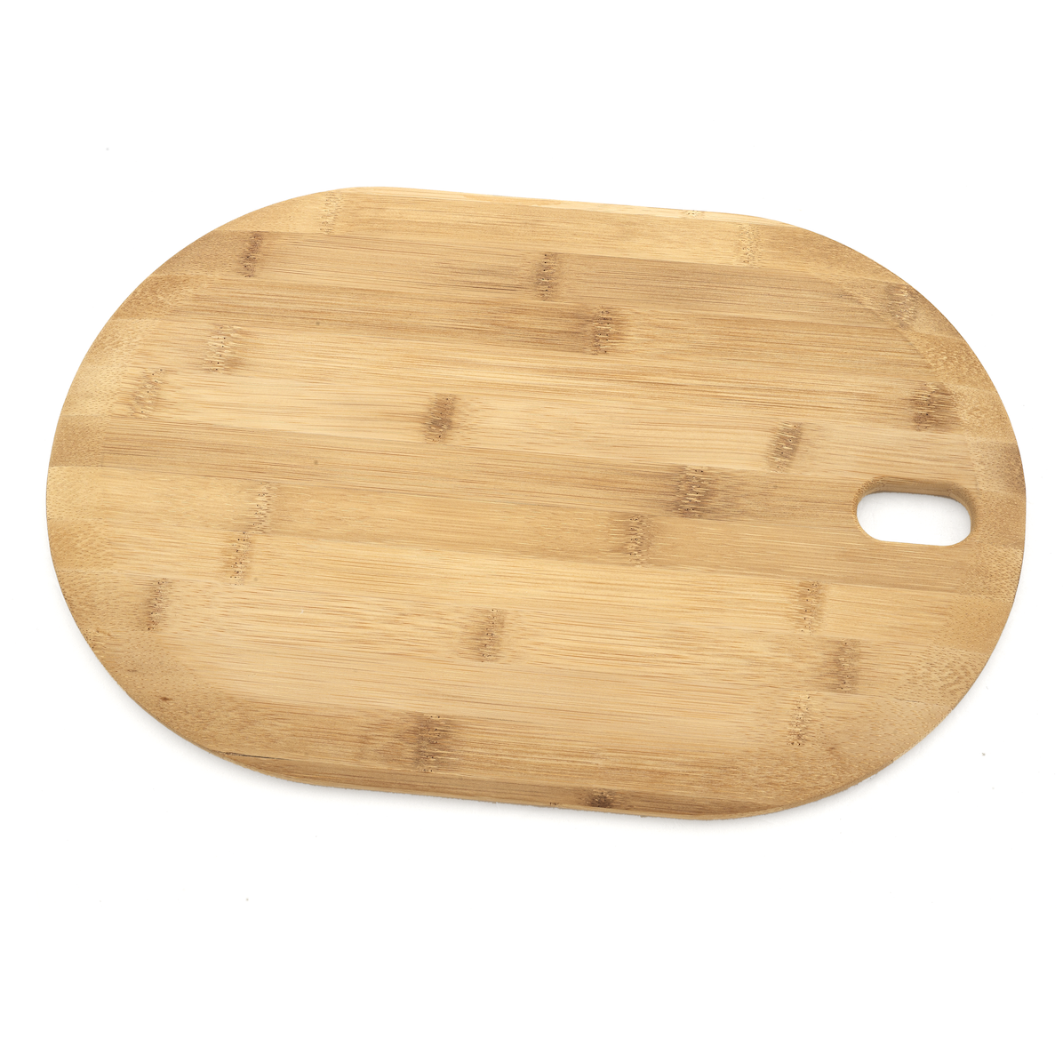 Oval Bamboo Chopping Board