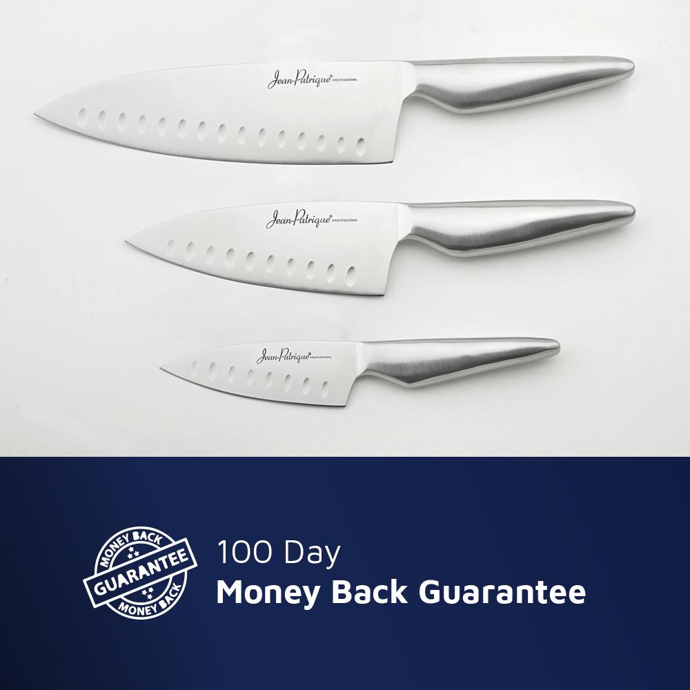 Chopaholic Oriental 3 Piece Chef's Knife Set - Pre-Order