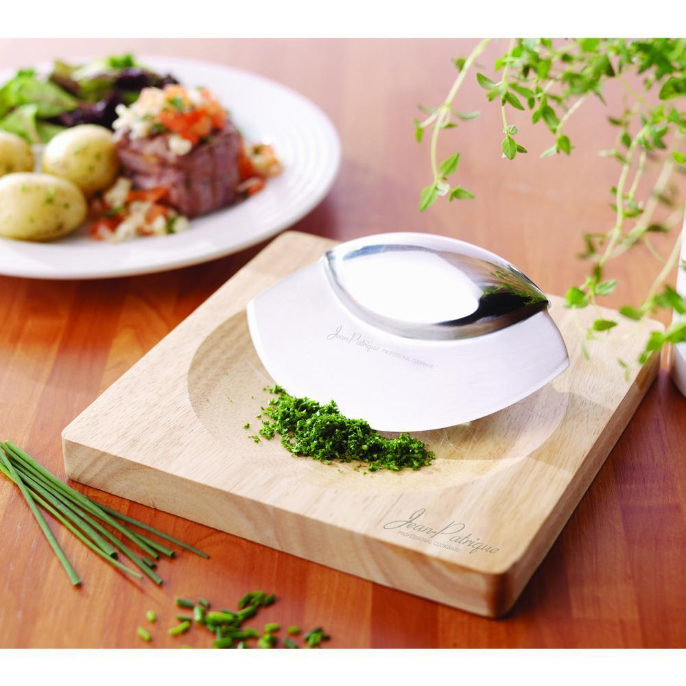Excalibur Mezzaluna Herb & Salad Chopper With Board