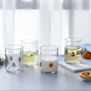 Fruit Tumblers (Set/4)