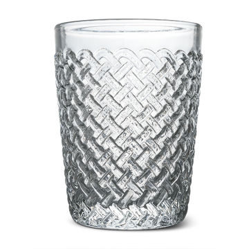 Basketweave Tumbler