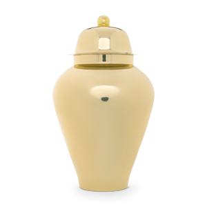Load image into Gallery viewer, Brass Ginger Jar