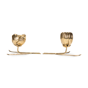 Load image into Gallery viewer, Brass Tulips