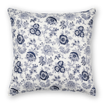 Eloquence Embroidered Pillow