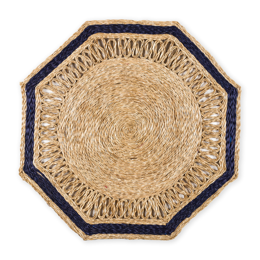 Octagonal Placemats (Set/4)