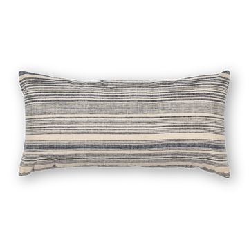Riverine Striped Lumbar Navy